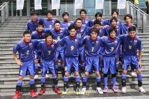 ドッジボール・2014年アジア杯日本代表