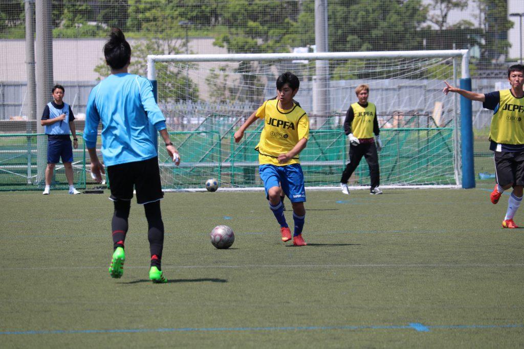 CPサッカー日本代表選手2次選考会