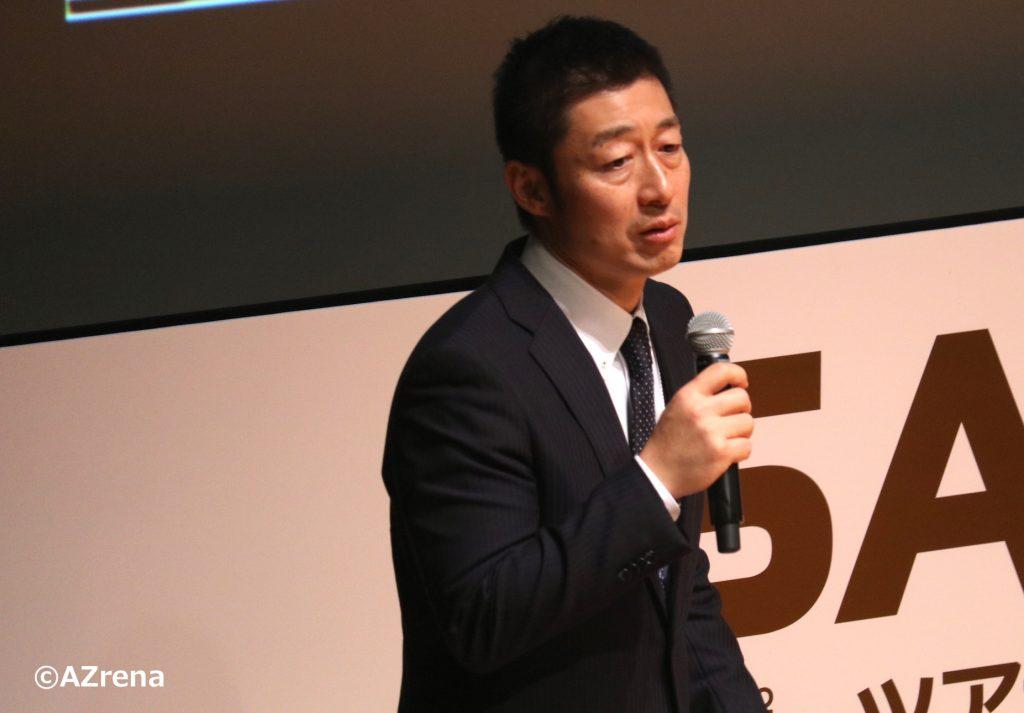 石井宏司氏