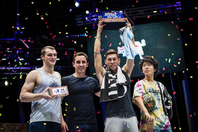 世界大会で準優勝を果たしたKo-suke