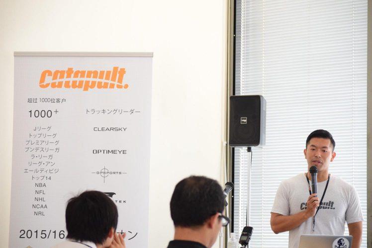 Catapult Japan主催のサマーワークショップ