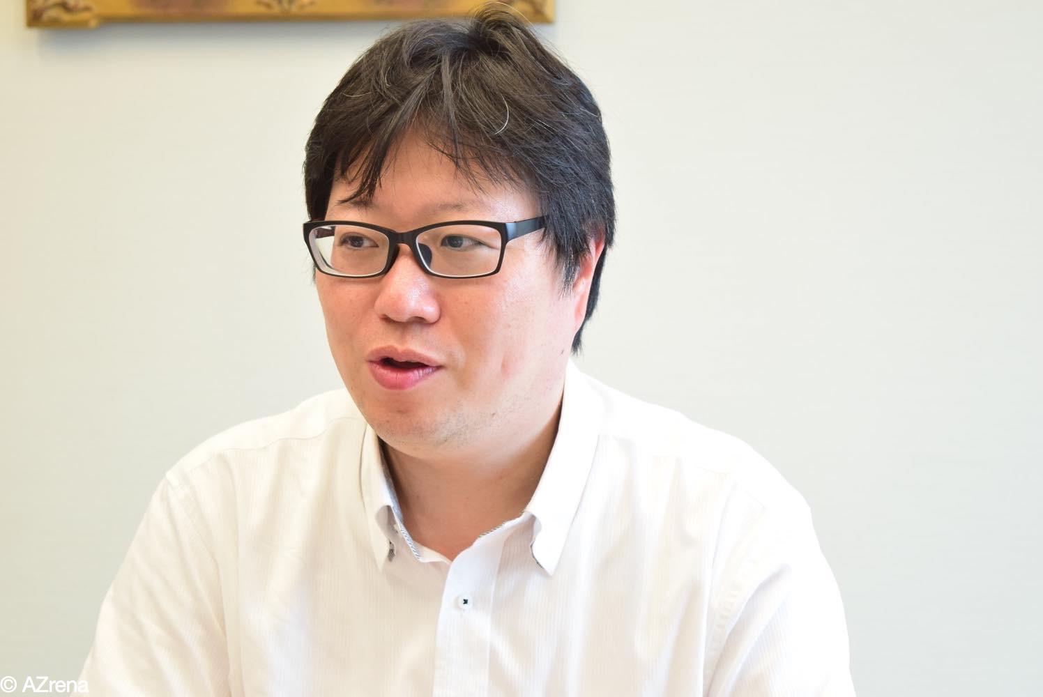 桂田隆行氏