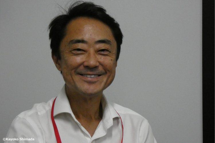 西川千春氏