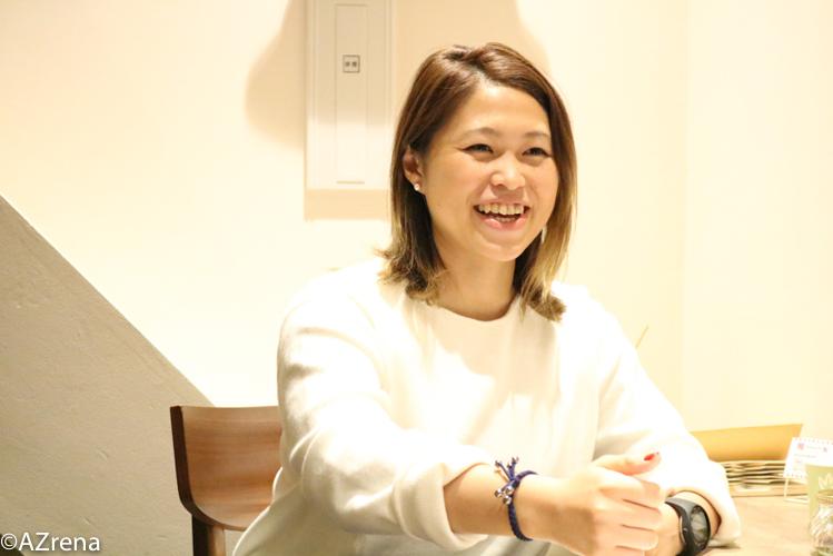 吉林千景さん