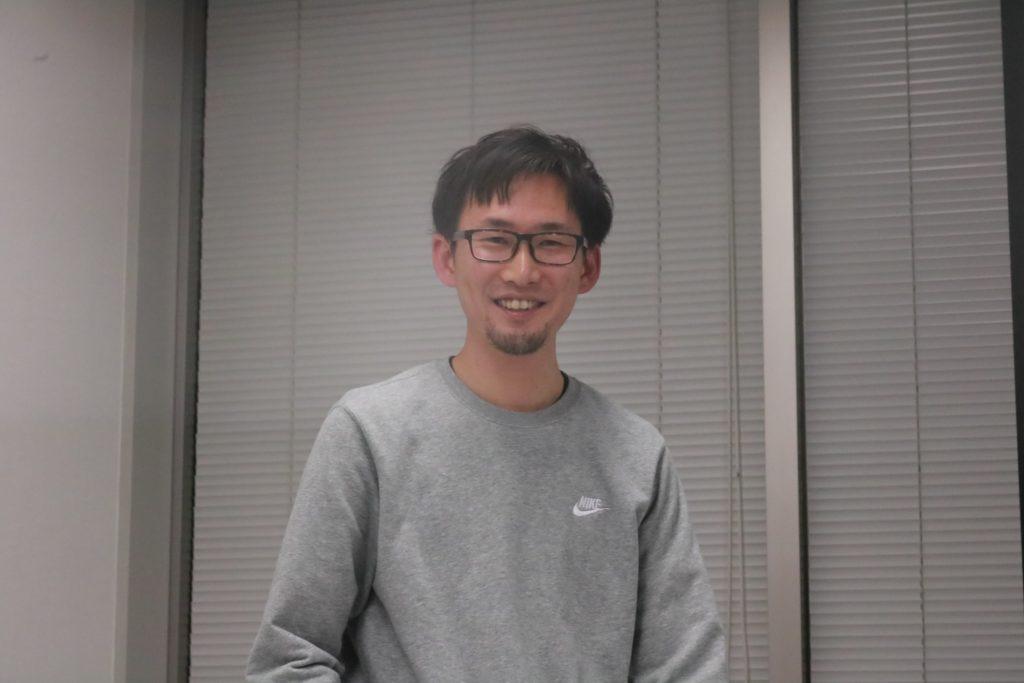 松尾佑樹氏
