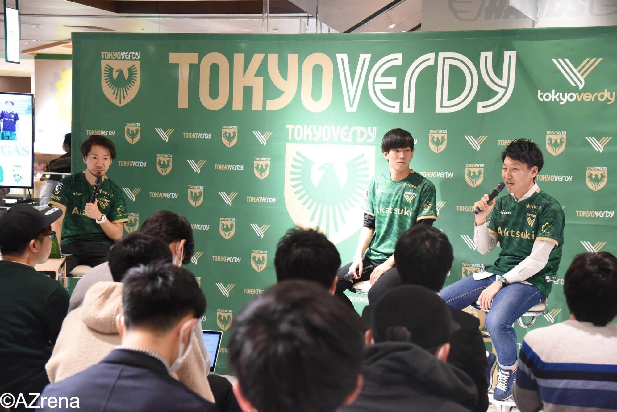 TOKYO VERDY BUSINESS TALK SESSION